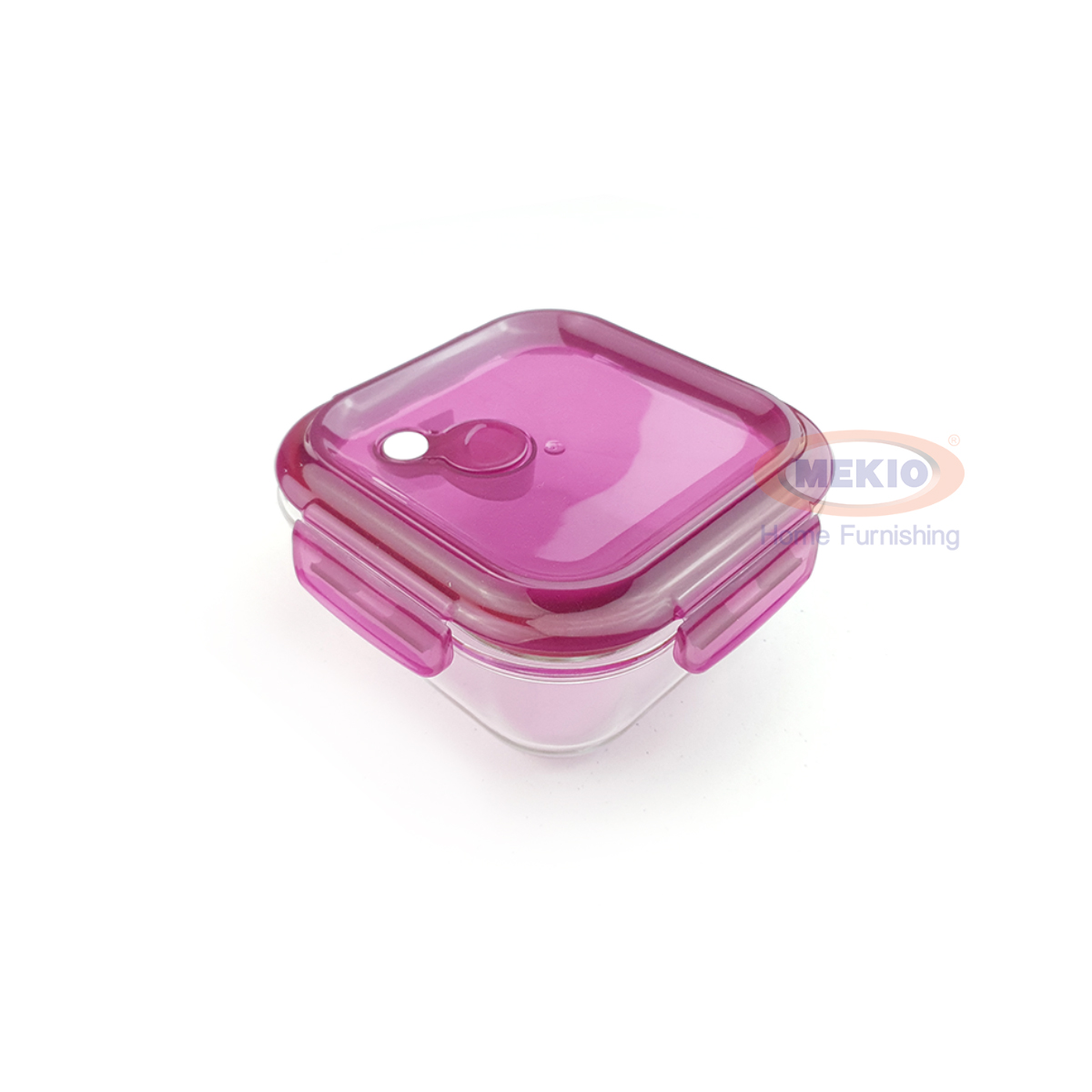 Food glass container E 1564 500ml