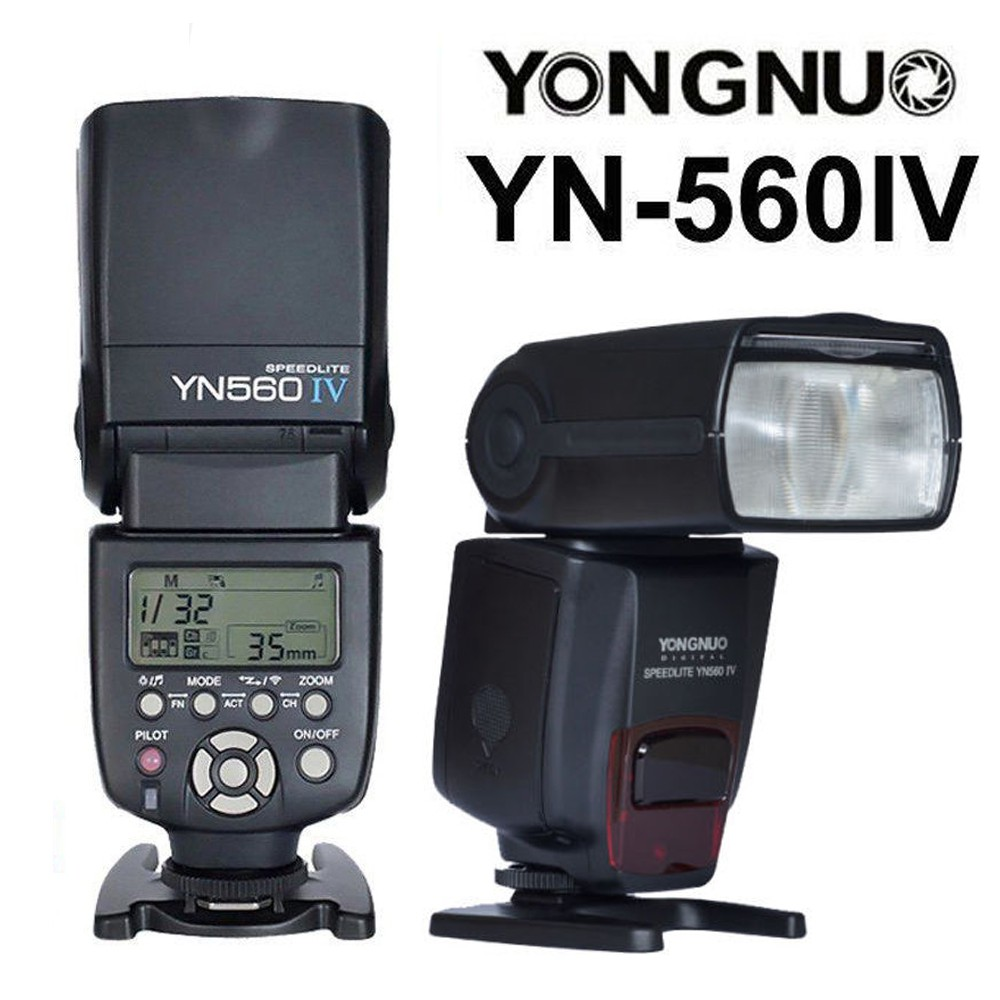 Yongnuo Flash Speedlight Yn 565ex Ii E Ttl For Canon Dslr Lcd Camera Shopee Malaysia