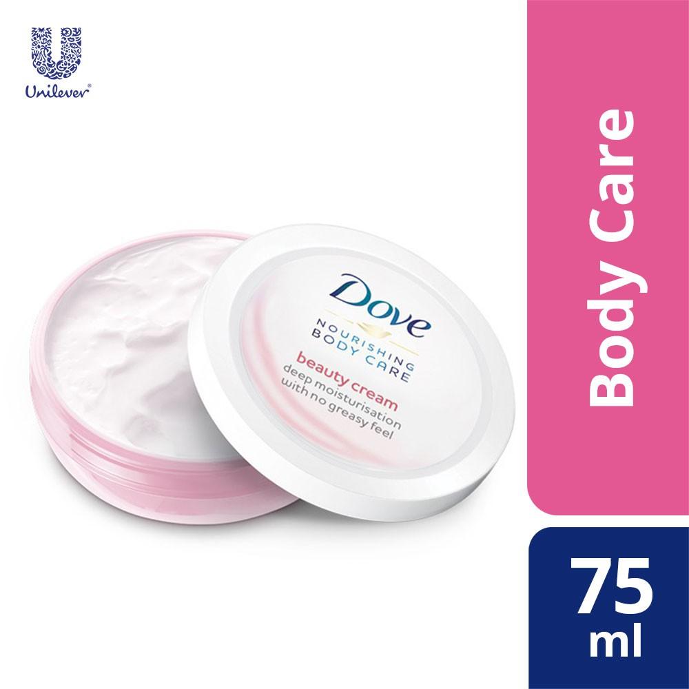 Dove Body Beauty Cream 75ml