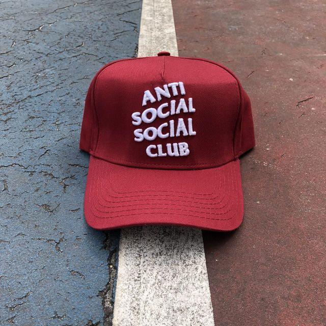 73ec49d7219b Anti Social Social Club Cap