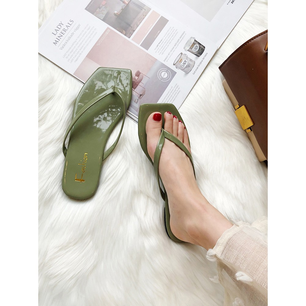 86aeadde47ef4 Flip-flop female summer shoes drag 2019 new sandals and slippers women wear  fash