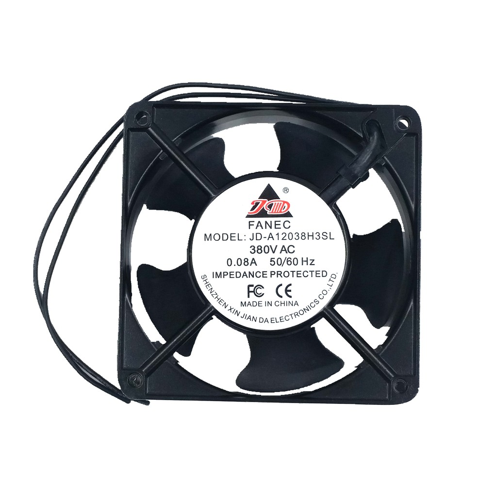 productimage  productimage  ac 380v fanec blower fan with 2 wire