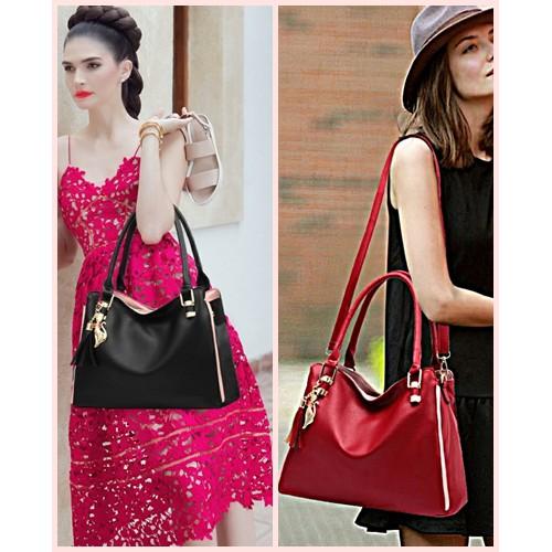 Sling Bag Tote Bag Elegant Women HandBag TopHandle Bag Beg Wanita