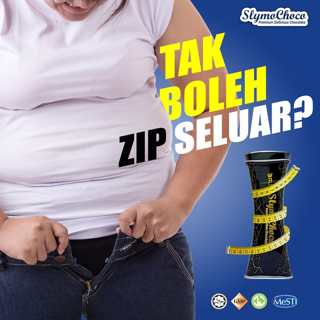 [FREE POS + FREE GIFT] Weight Loss in 1 week Slymochoco Original