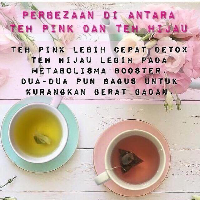 STEA Pink Tea (Sunrouge Tea) Premium Natural Slimming Tea