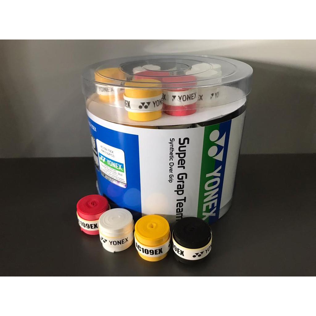 Yonex Synthetic Overgrip AC109-75EX 100% Original