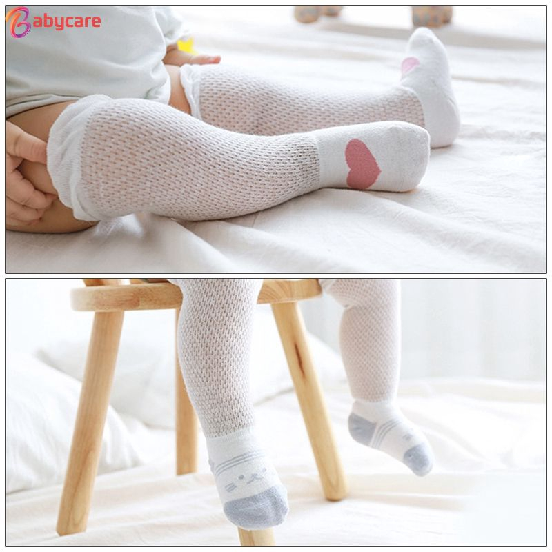 a6d720e6341 Kids Socks Baby Anti-mosquito Stockings Knee High Cotton Socks Baby ...