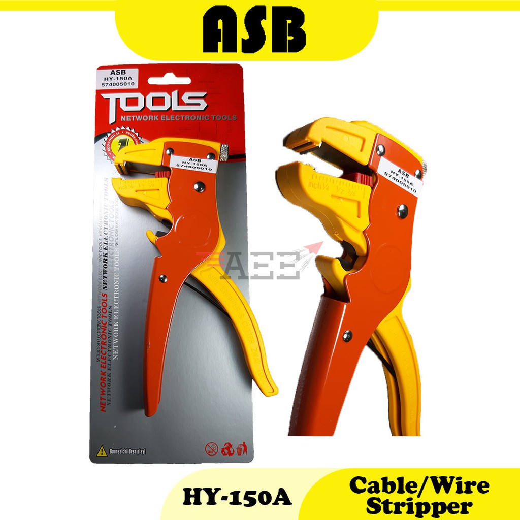 ASB HY-150A Cable/Wire Stripper
