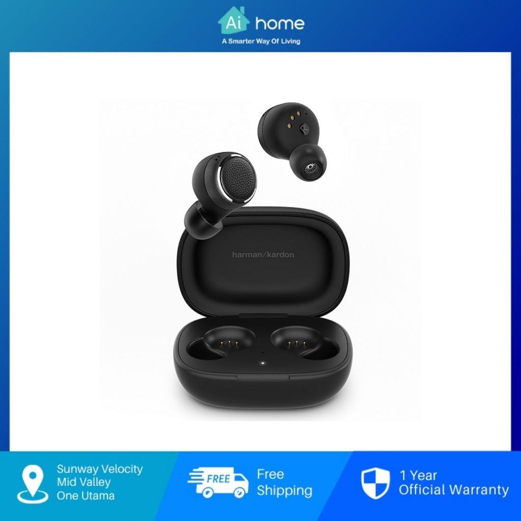 Harman Kardon FLY TWS True Wireless In-ear Wireless Earbuds - Superior True Wireless Connectivity [ Aihome ]