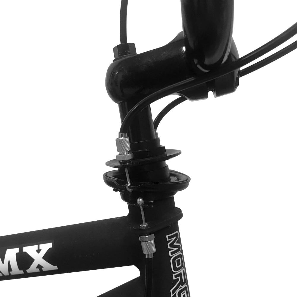 20/'/' BMX Freestyle Steel Bicycle Bike Double Caliper Brake Show Stunt Acrobatic