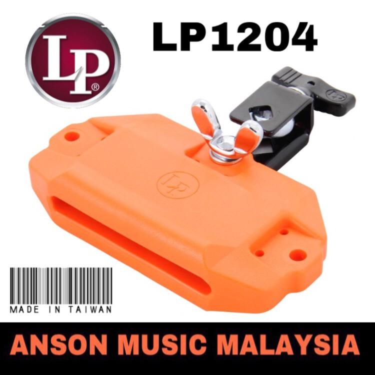 Latin Percussion LP1204 Piccolo Jam Block