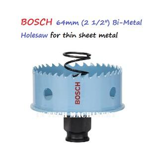 """2 1//2/"""" 2608584800 Bosch Sheet Metal holesaw 64 mm"""