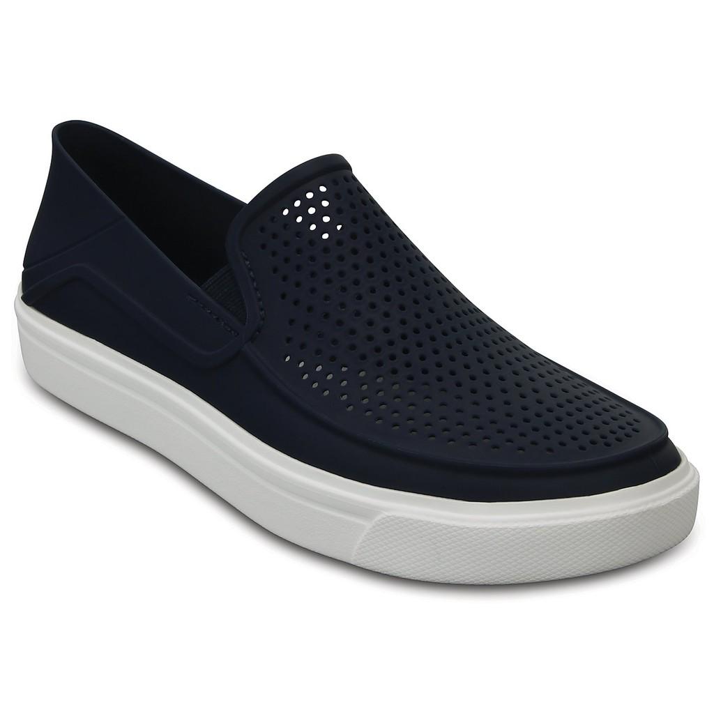 7c66453979ab93 Crocs Alice Work Flat Black 11050