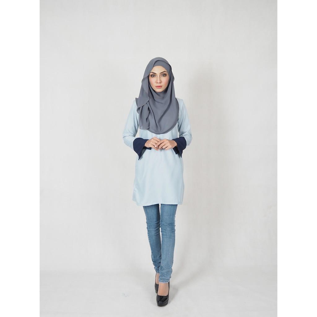 Muslimah Women Fashion Stylish Baju Kurung Modern (MATERNITY) (S to XL)  4be80d1d1b