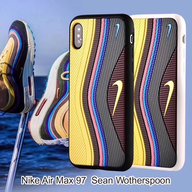 huge discount 65fe9 b54d6 [PREORDER] NIKE AIR MAX 97 SEAN WOTHERSPOON IPHONE CASE