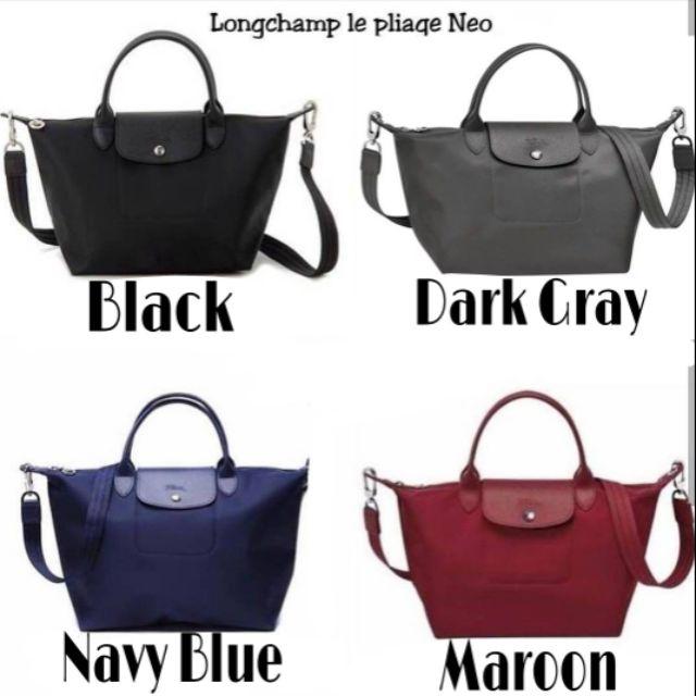 5a8d6f85e156 (Premium) Longchamp Le Pliage Neo Sakura Sling / Tote Bag (small & medium)  | Shopee Malaysia