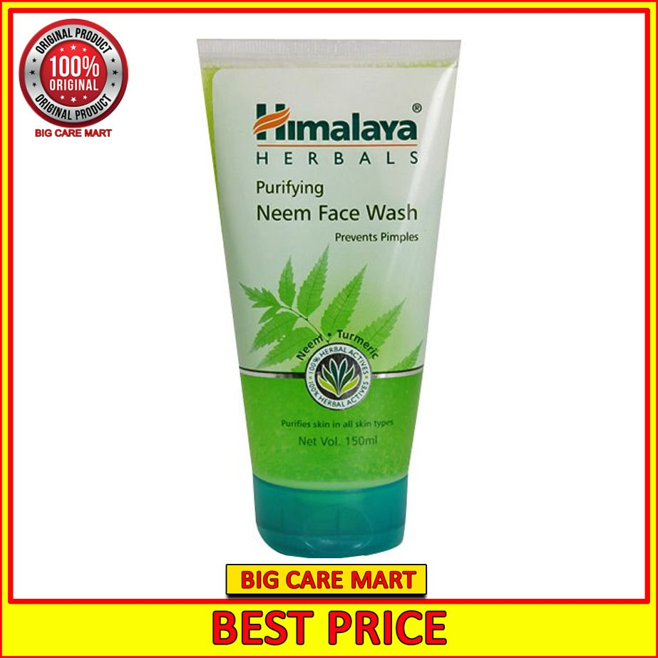 Himalaya Herbals Neem Face Wash 150ml