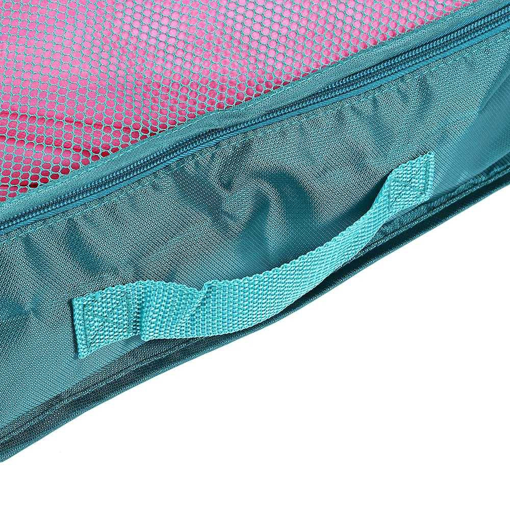 7PCS Multi-fnction Bag Waterproof Clothing Sorting Bags Partition Organizers