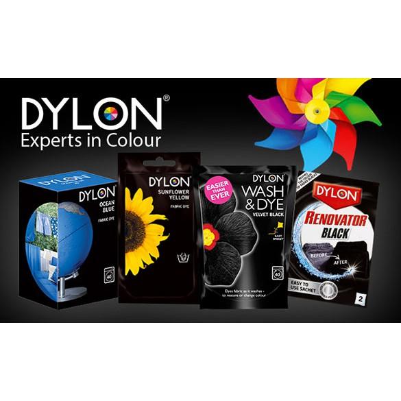 DYLON Multi Purpose Fabric Permanent Dye 5g / Dye baju Kekal