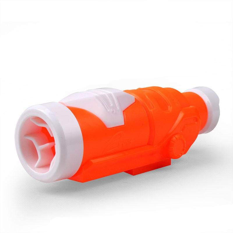 Modulus Proximity Barrel Targeting Scope Sight Upgrade Muffler for Nerf Kid