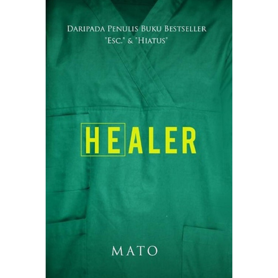 Healer ISBN: 9789671495667 (MPH)