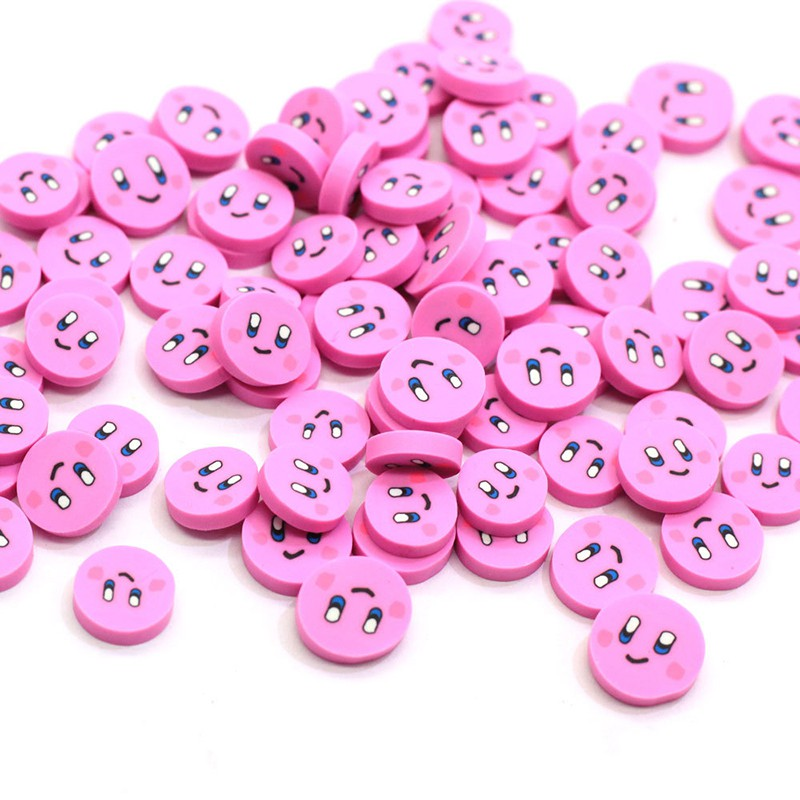 Slime charms 30g Slime Toys Supplies Charms Plasticine Gum Polymer Clay 11