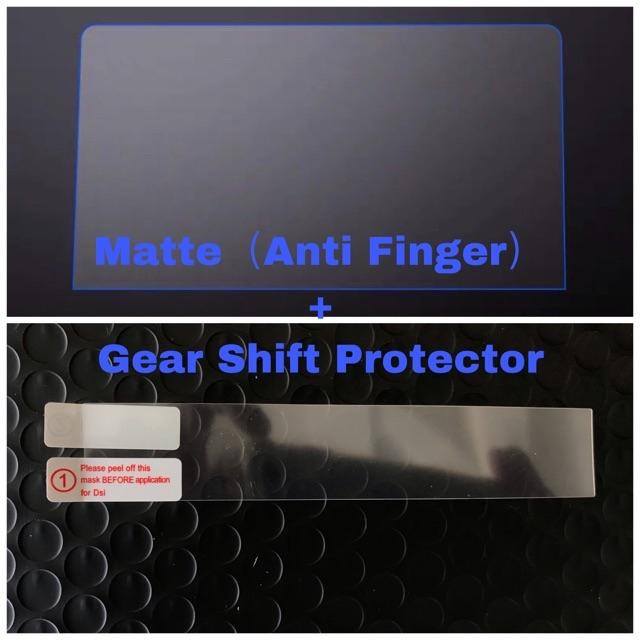 Fit for civic fc player  Easy to install HD screen protector  Or Matte protector (Anti-fingerprint)