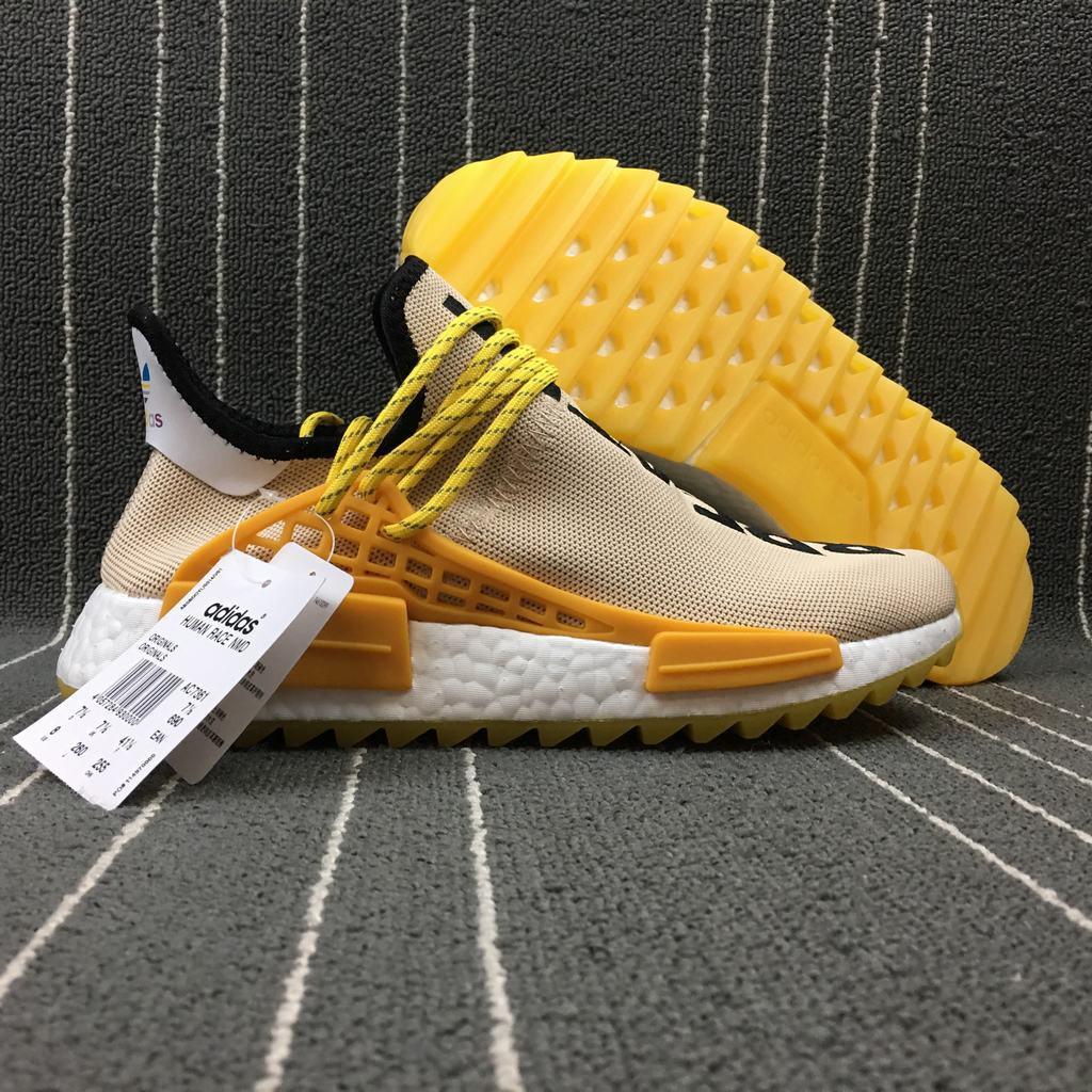 sports shoes 07c40 eda46 New Original Pharrell Williams Human Race NMD Men Shoes Running Shoes AC7361