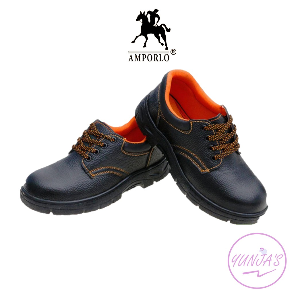 Amporlo Industrial Safety Shoes 929-1 Low Cut