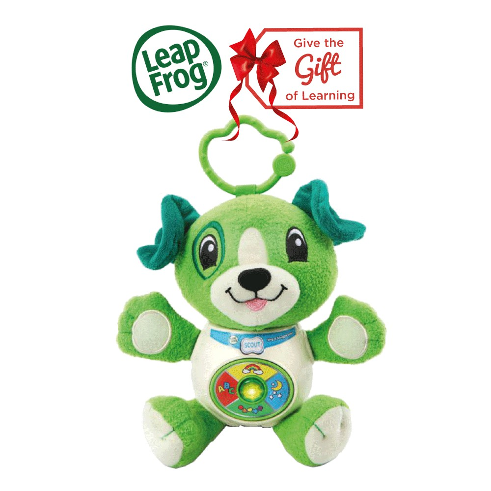 LeapFrog Sing & Snuggle - Scout