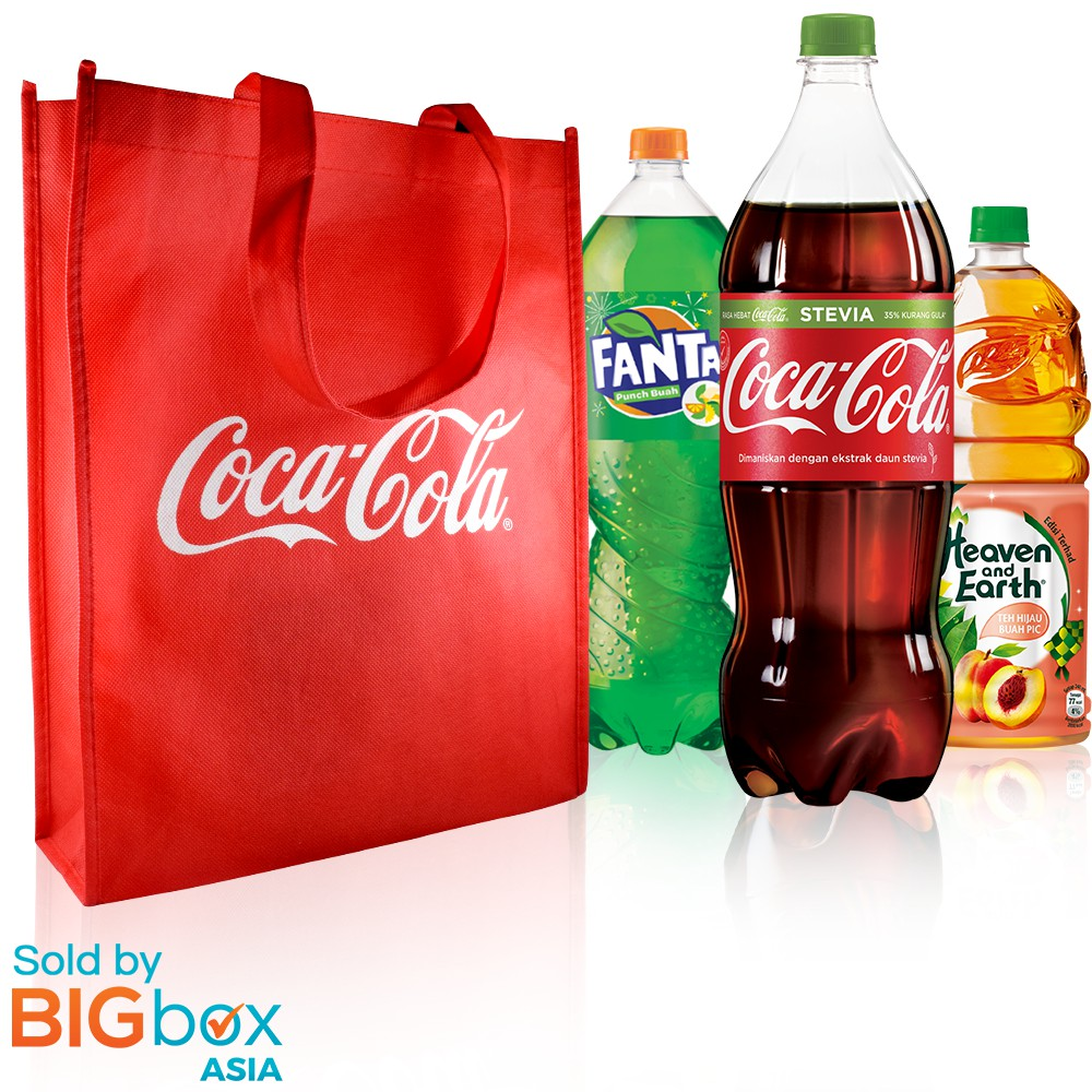Free Gift Raya Special Coca Cola 3 X 15l Bundle Pack Shopee Pop Ice Paket Malaysia