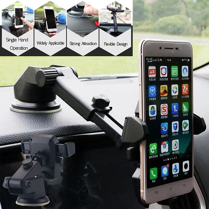 Windshield Windscreen Car Suction Cup Mount Stand Holder For Garmin Nuvi GPS HY*