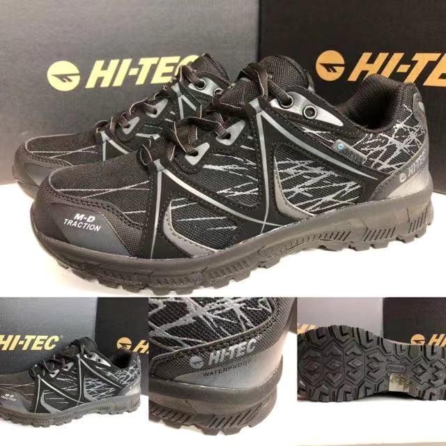 Hi-Tec Hiking Shoe Waterproof Shoe Trekking Shoe