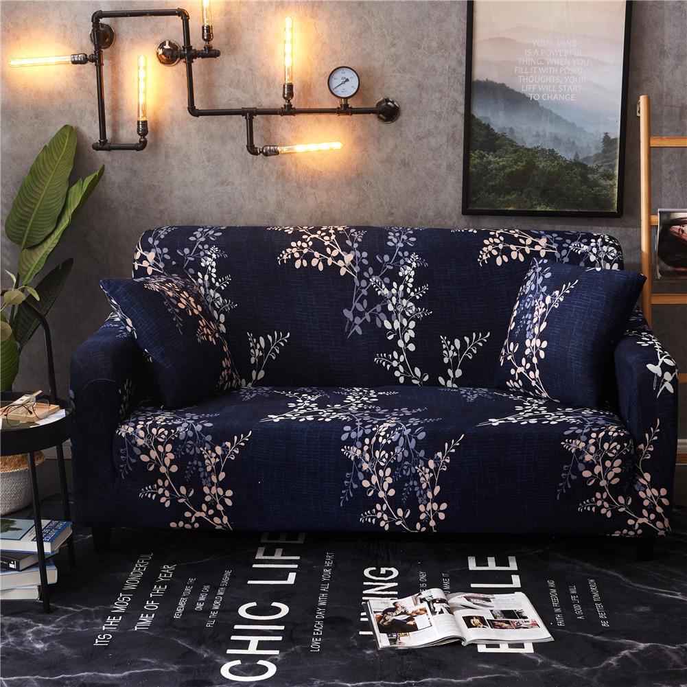 Swell 1 2 3 4 Seater L Shape Slipcovers Flower Pattern Elastic Creativecarmelina Interior Chair Design Creativecarmelinacom