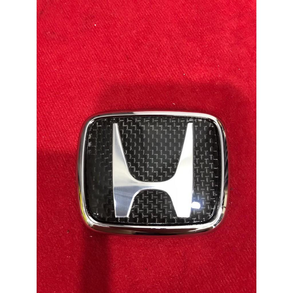 Honda Acura Logo Badge Crystal Red Shopee Malaysia