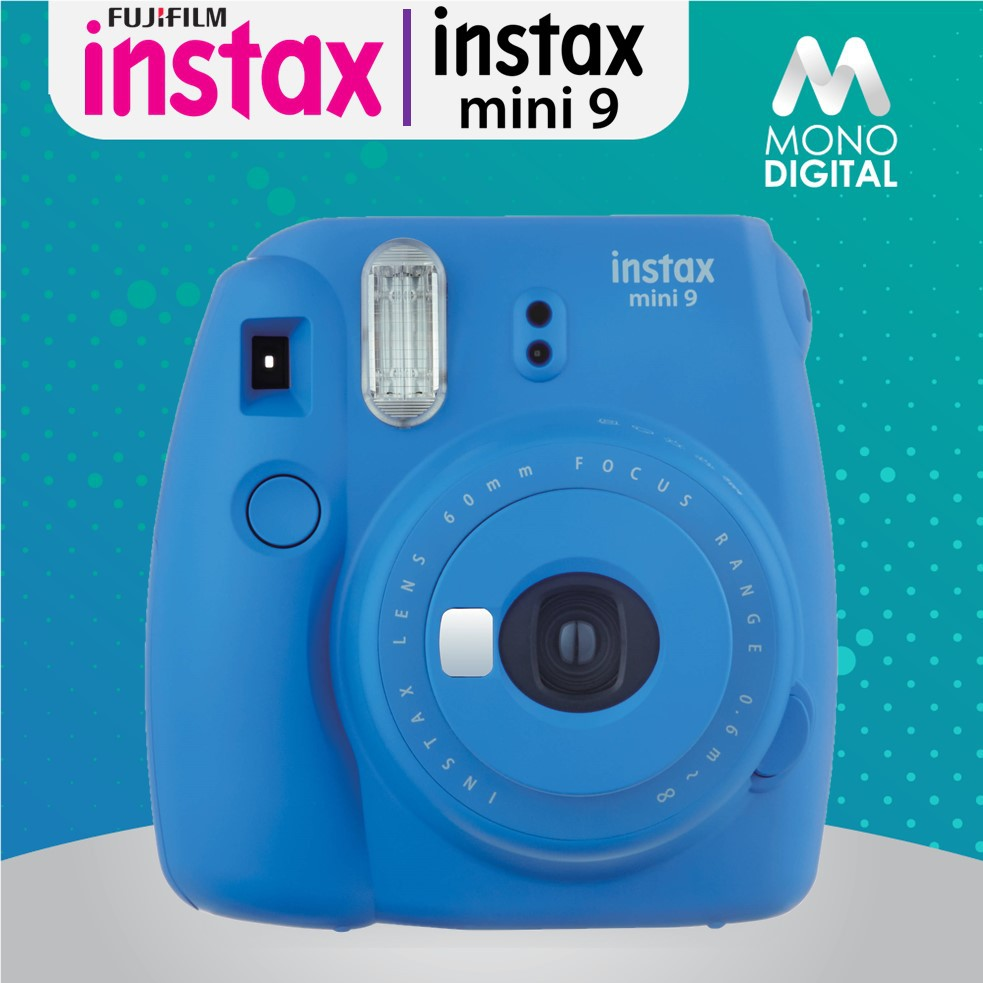 Fujifilm Instax Mini 9 Instant Camera Polaroid