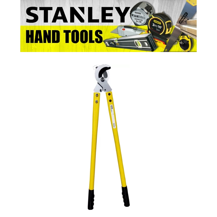 STANLEY CABLE CUTTER 84-632 32INCH 500MM