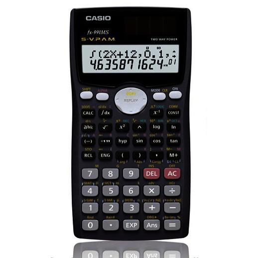 CASIO Scientific Calculator fx-991MS