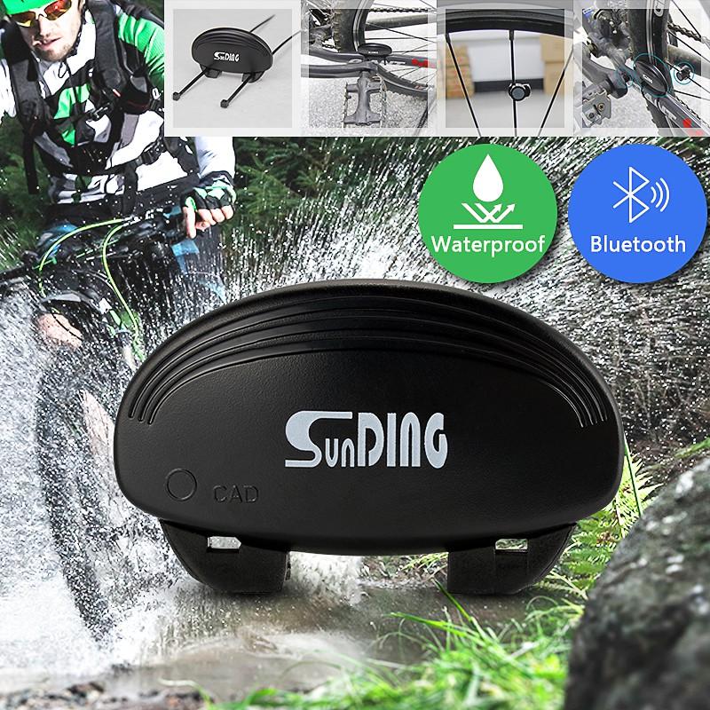 Smart Bike Speed Cadence Sensor Wireless Bluetooth for IOS Android Cycling CS578