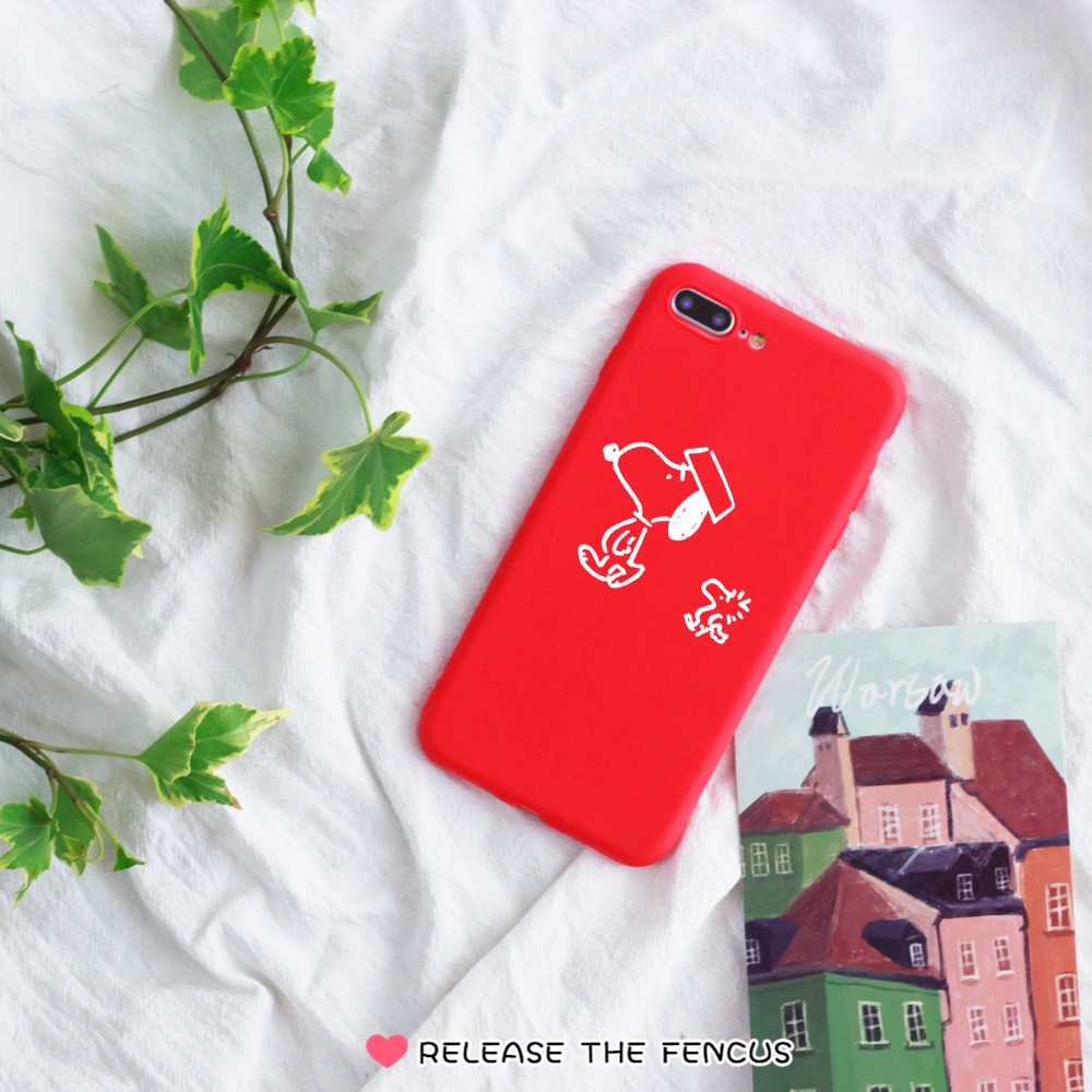Oppo A33 A37 NEO 7 NEO 9 A39 A57 Cover Dog Soft Matte Phone casing