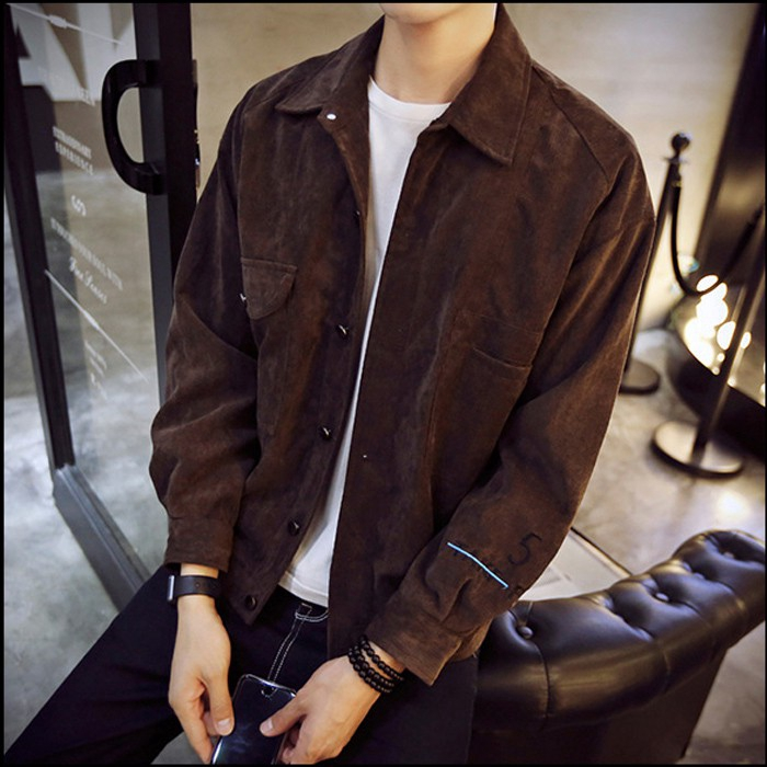 Lmtime Big Men Autumn Winter Camouflage Jacket Thickening Coat Pocket Pullover Outwear Top