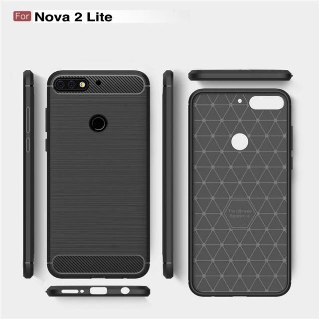 Huawei Nova 2 lite Armor Shock proof Soft Case