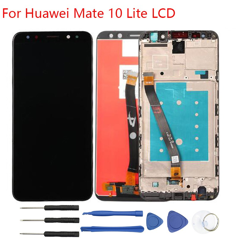 Mobile Phone Lcds Fashion Style 5 Inch Lcd Display Screen Touch Screen Panel Glass Digitizer Assembly Replacement Frame For Asus Zenfone 2 Laser Ze500kl Z00ed