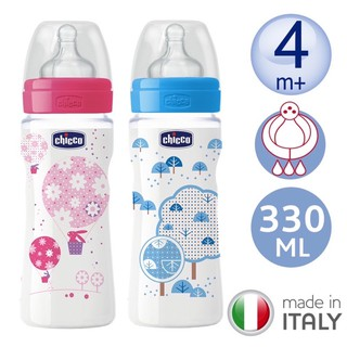 Fast Flow Made in Italy Chicco Perfect-5 Teat Set of 4 SOFT SENSE-SILIKON Teat Size 3 4 Months
