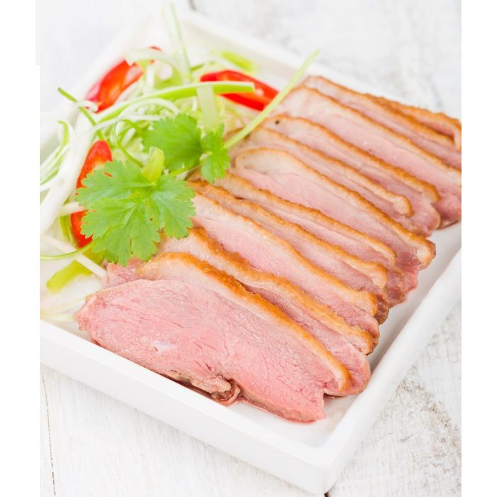 Smoked Duck Breast, ±200g (Penang Only)