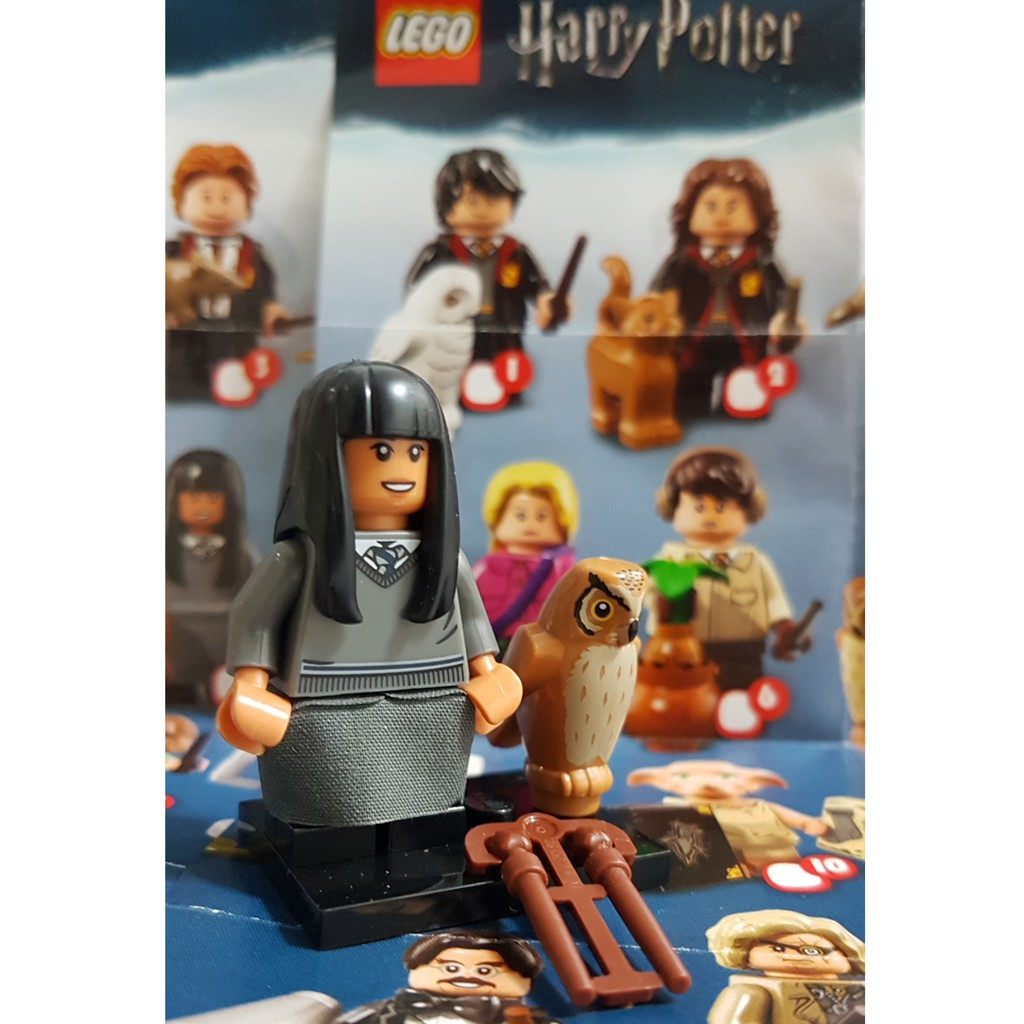 Cho Chang Minifigures #7 71022 New Lego Harry Potter