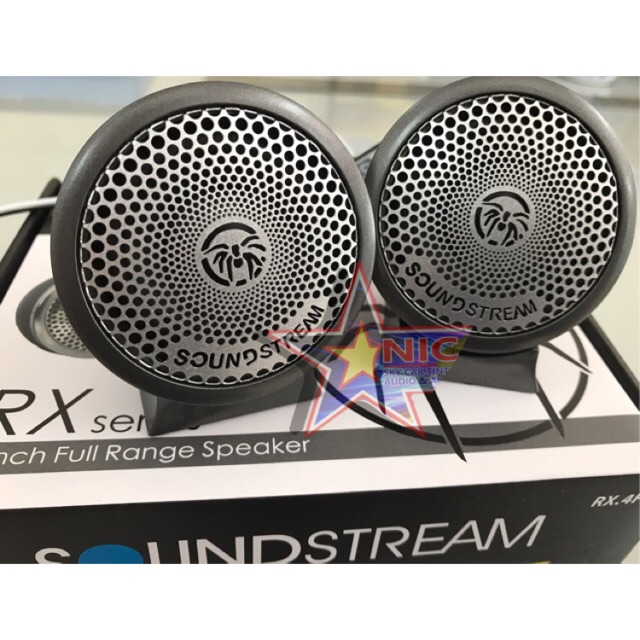 Soundstream Full Range RX.4FR