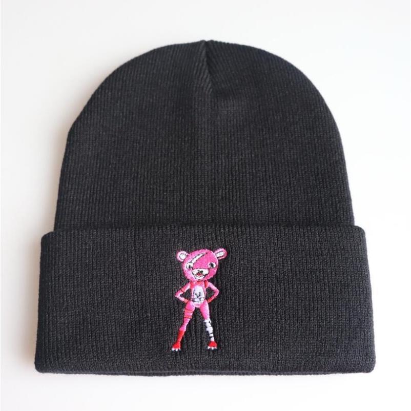 45bcc9bdf Winter Hat Fortnite Warm Soft Knitted Beanies Game Fortnite Cuddle Team  Leader