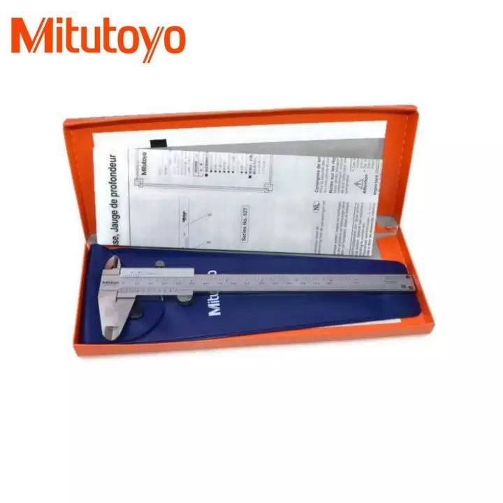Mitutoyo 150mm/6'' Vernier Caliper Graduation 0.05mm 530-104 (Made In Japan)