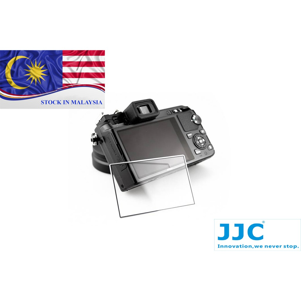 JJC LCP-N1 Screen LCD Protector For NIKON V1, J1 (69mm x 49mm) (Ready Stock In Malaysia)